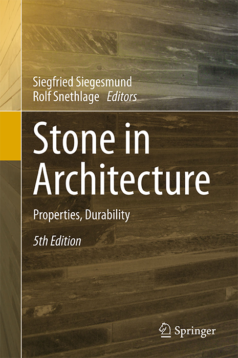 Stone in architecture properties, durability