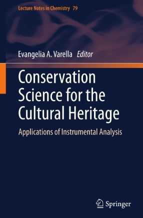 Conservation Science for the Cultural Heritage: Applications of Instrumental Analysis