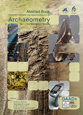 Abstract Book the first Irano-German International Symposium on Archaeometry