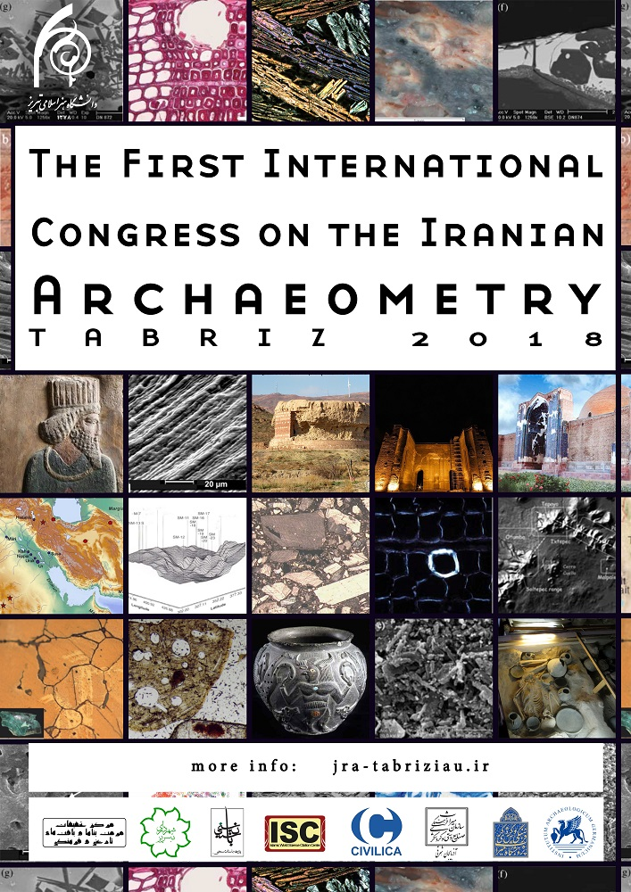 The 1st International Congress on the Iranian Archaeometry (Tabriz 2018)
