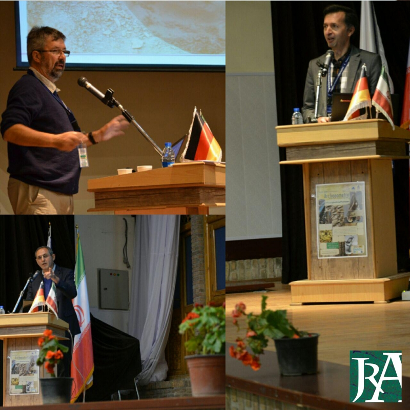 The Irano- German Symposium on Archaeometry